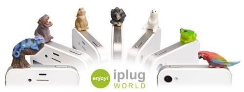 Iplug animal