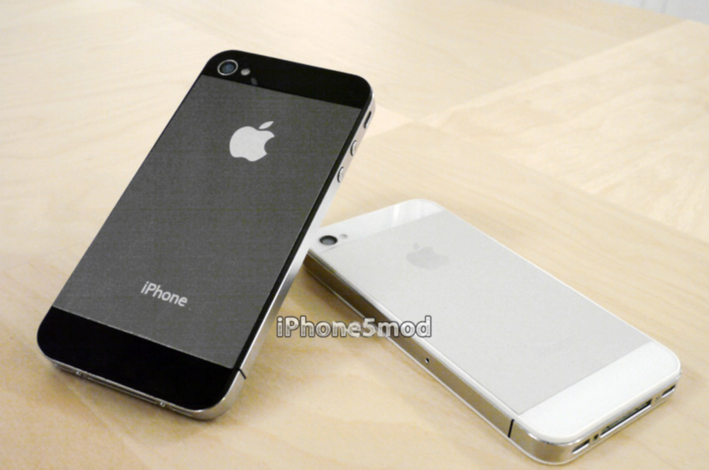 Iphone4 4S to iphone5mod 04
