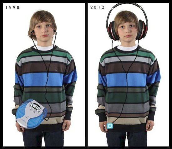 Musicplayer and headphone
