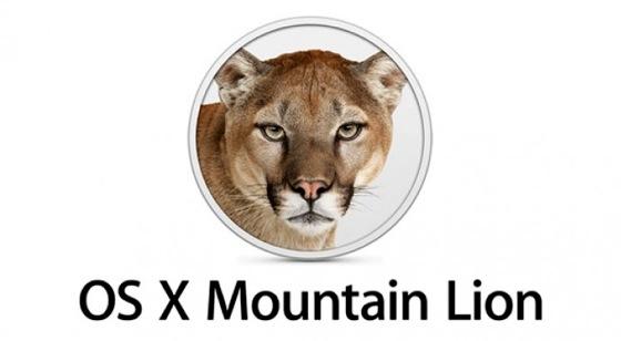 Osx mountainlion logo
