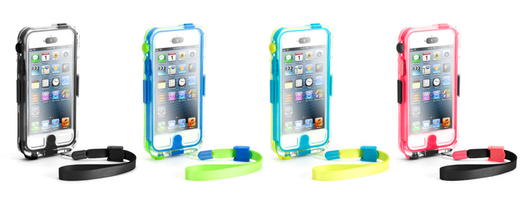 Survivor waterproof iphone5