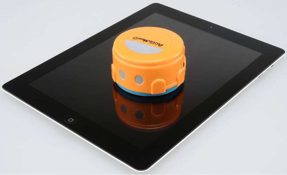IPhoneiPad Cleaningrobo AutoMeeS 01
