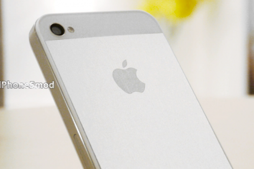 Iphone4 4S to iphone5mod 01