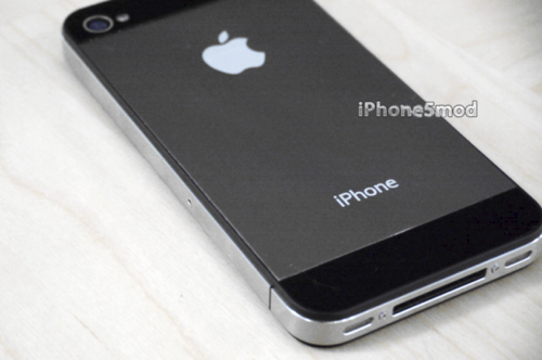 Iphone4 4S to iphone5mod 03