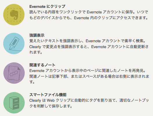 Evernote clearly 00