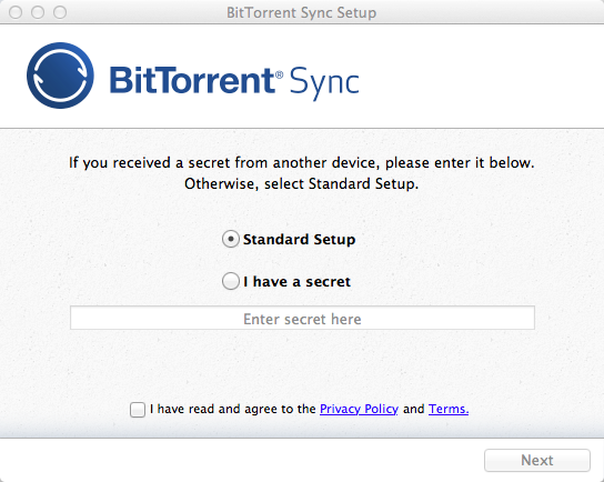 BitTorrentSync 01