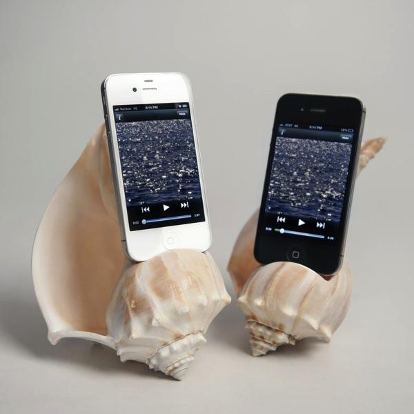 Shellphone Loudspeaker 01