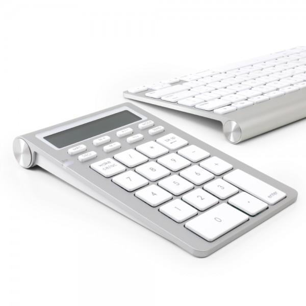 AppleのキーボードにそっくりなBluetoothテンキー [Mac/周辺機器]