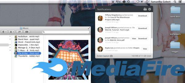 MediaFire Desktop 00