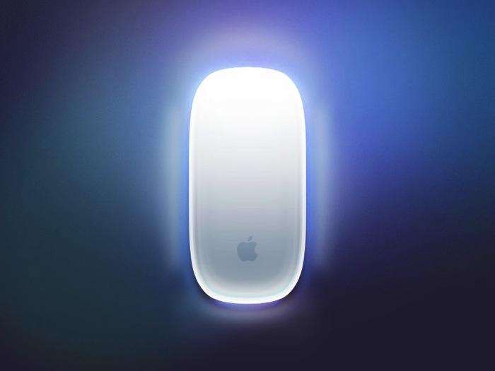 MagicMouse LED Mod 01