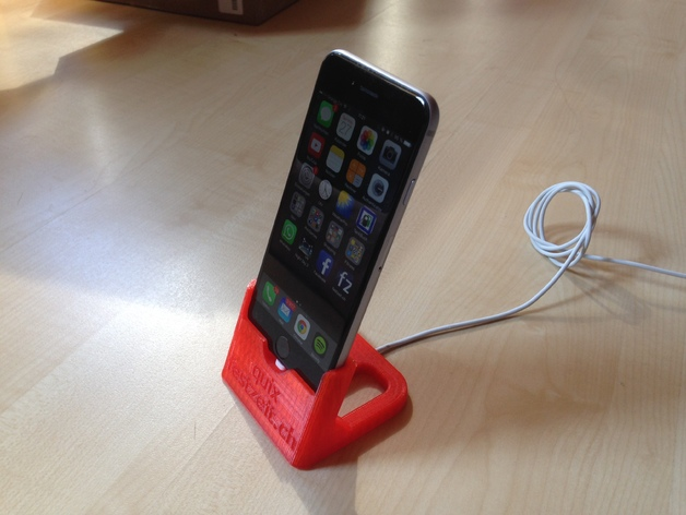 3DPrint iPhone6 casestand 01