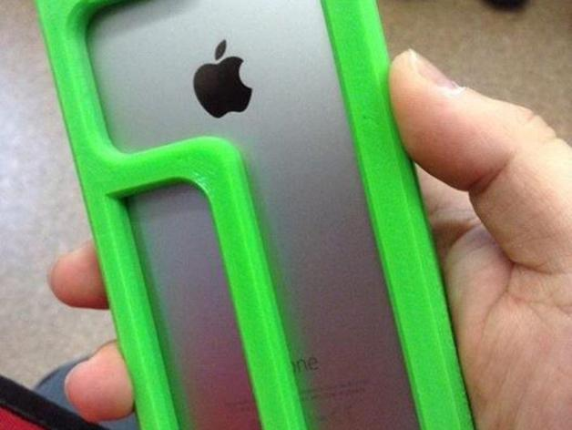 3DPrint iPhone6 casestand 02