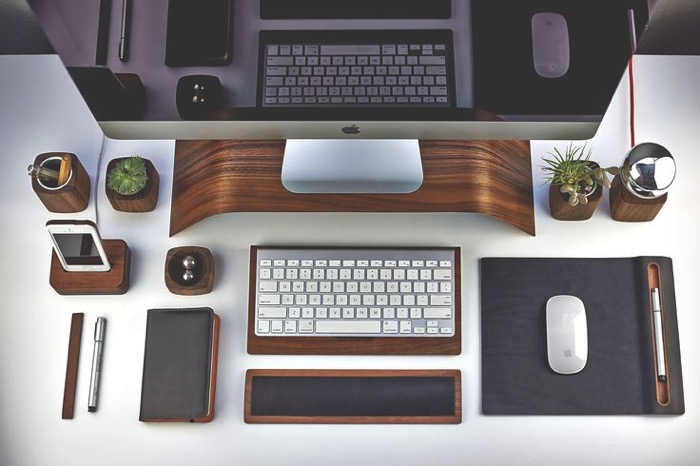 Grovemade Deskcollection 01