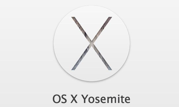 OSX Yosemite LOGO