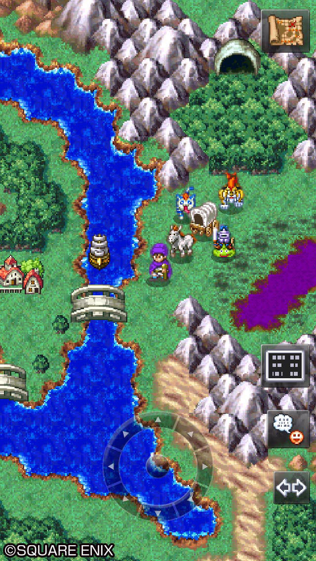 DQ5 for iOS pre 02