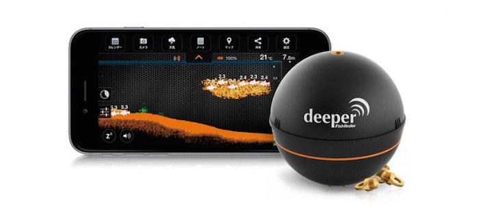 Deeper FishFinder 01