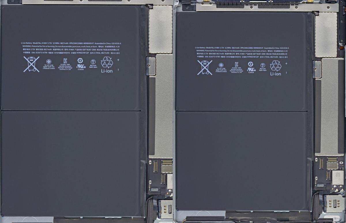透けているように見える Ipad Air内部写真のipad用壁紙 Ipod Love