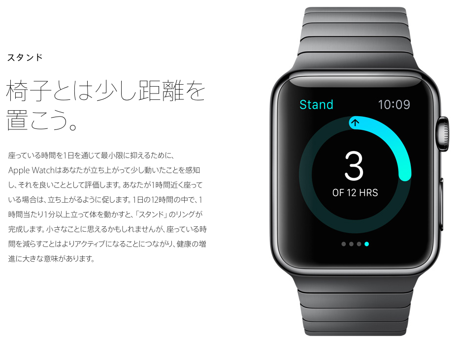 Applewatch active