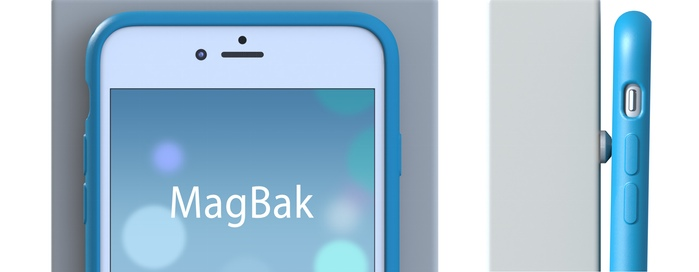MagBak for iPhone 01