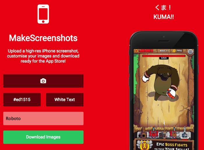 MakeScreenshots 02