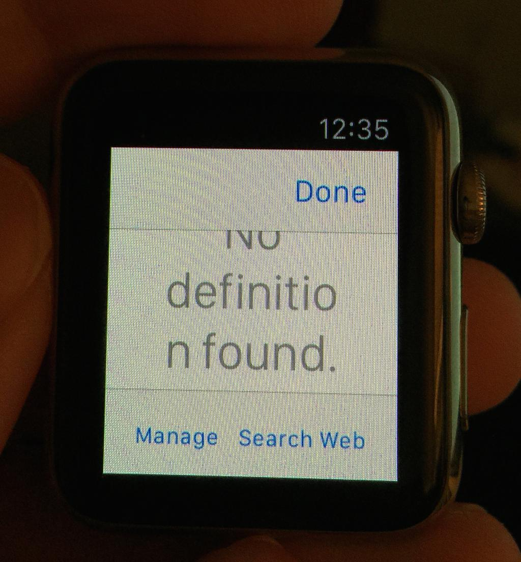 Browser on AppleWatch 01