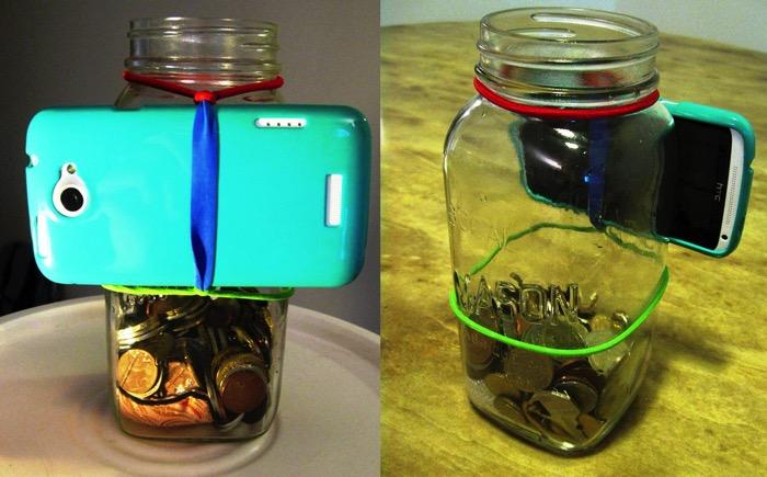 DIY Wagomu iPhonemount 04