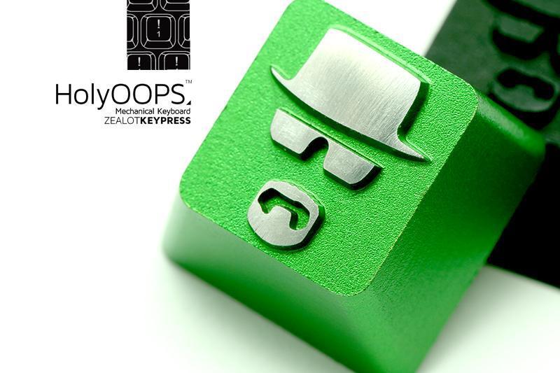 Geek Keycaps 01
