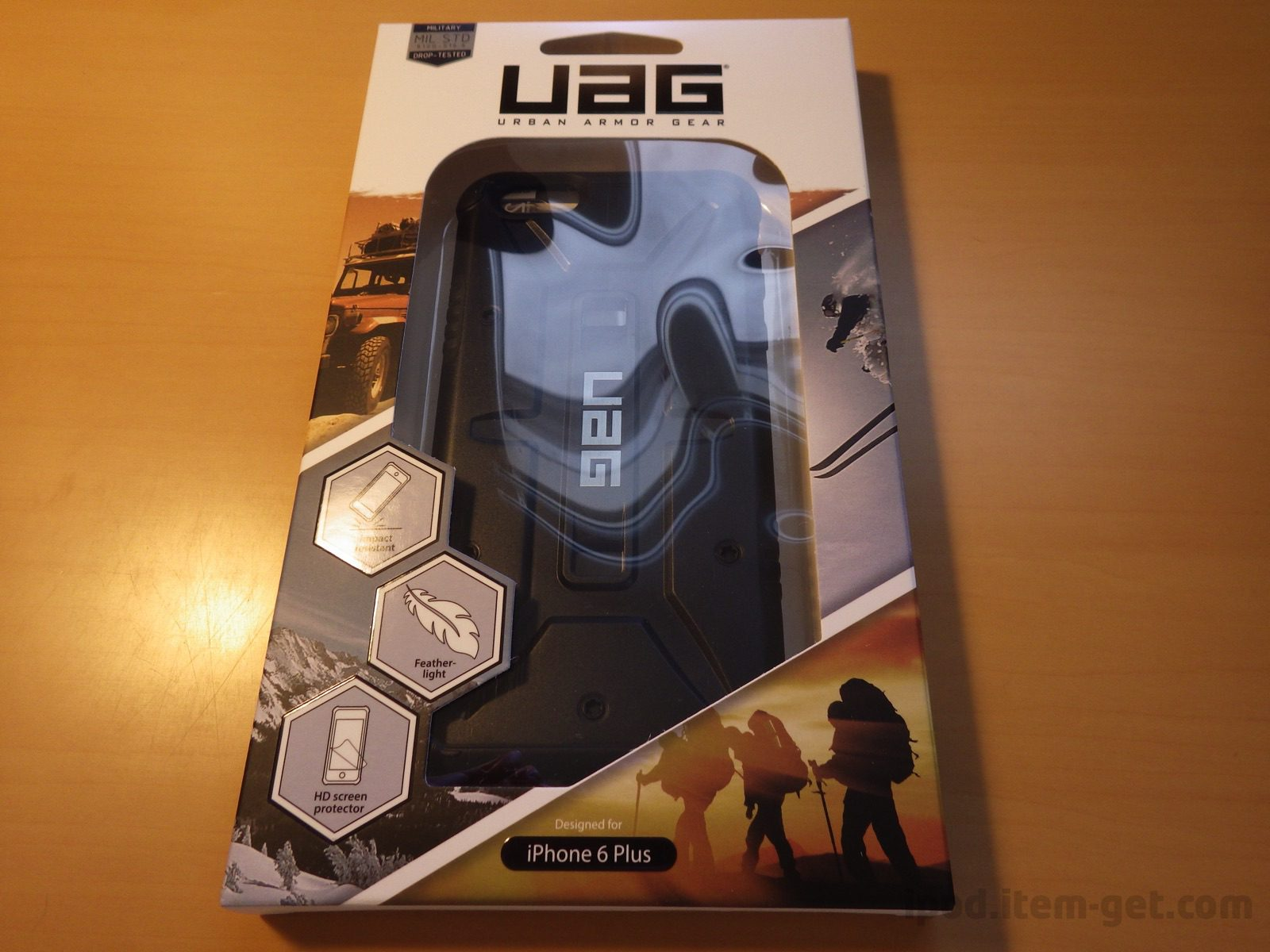 UAG URBANARMOR iPhone6Plus 01