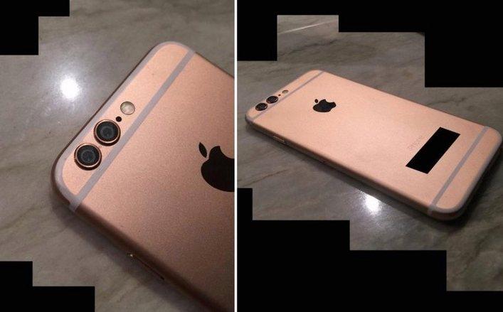 IPhone6s leakphotofakeppoikedo