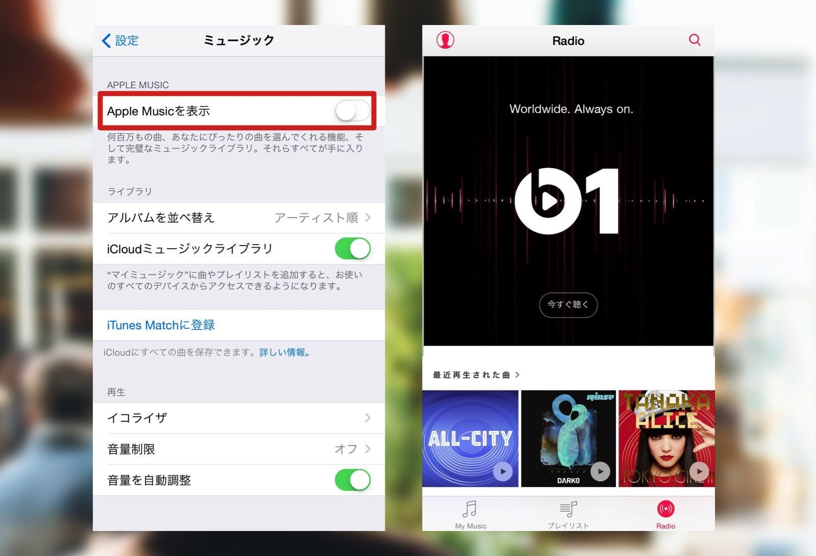 AppleMusic Setting Tips 02