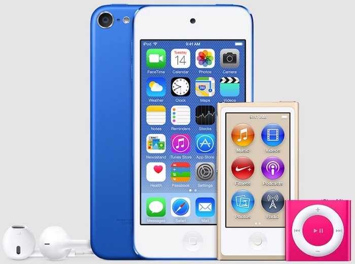 IPodfamily newcolors 01