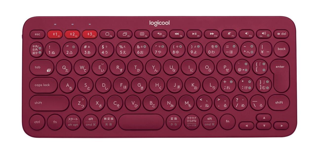 Logicool K380Keyboard 04