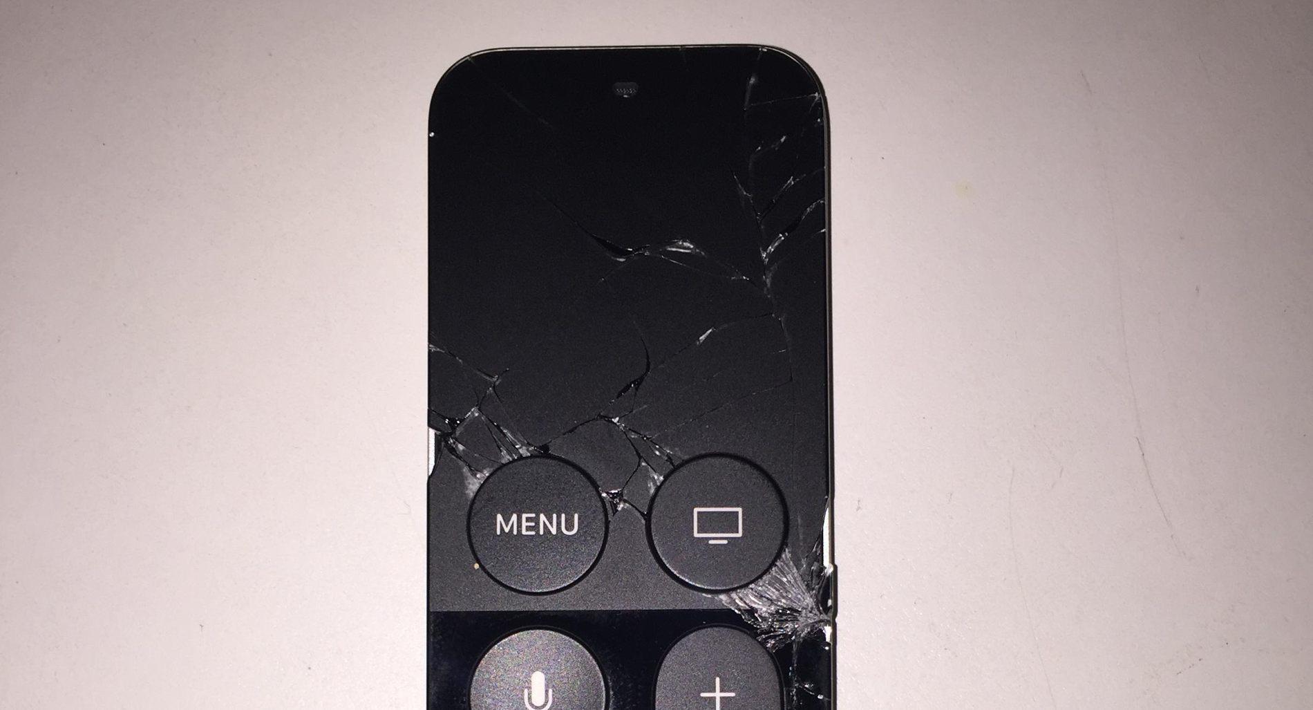 Broken SiriRemote