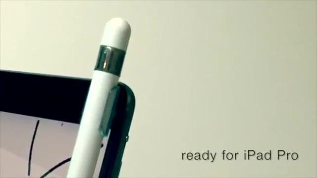 IPadPro ApplePencil Kickstar 07