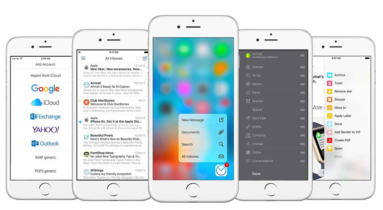 AirMail iOS