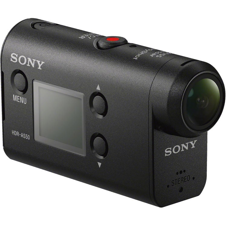 Sony HDR AS50 02