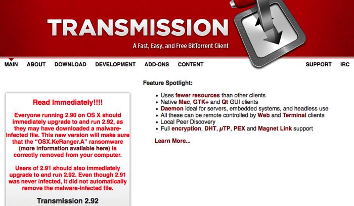 Transmisson ransomeware 03