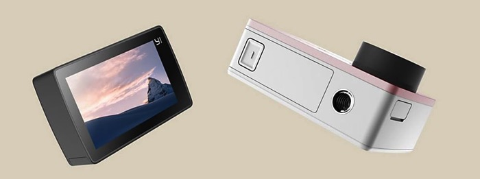 4k撮影に対応したxiaomiの新型「yi 4k Actioncamera 2」、ambarella A9 Sony