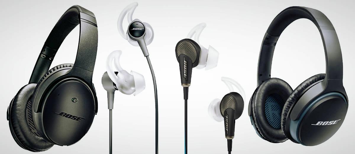 Bose headphone sale