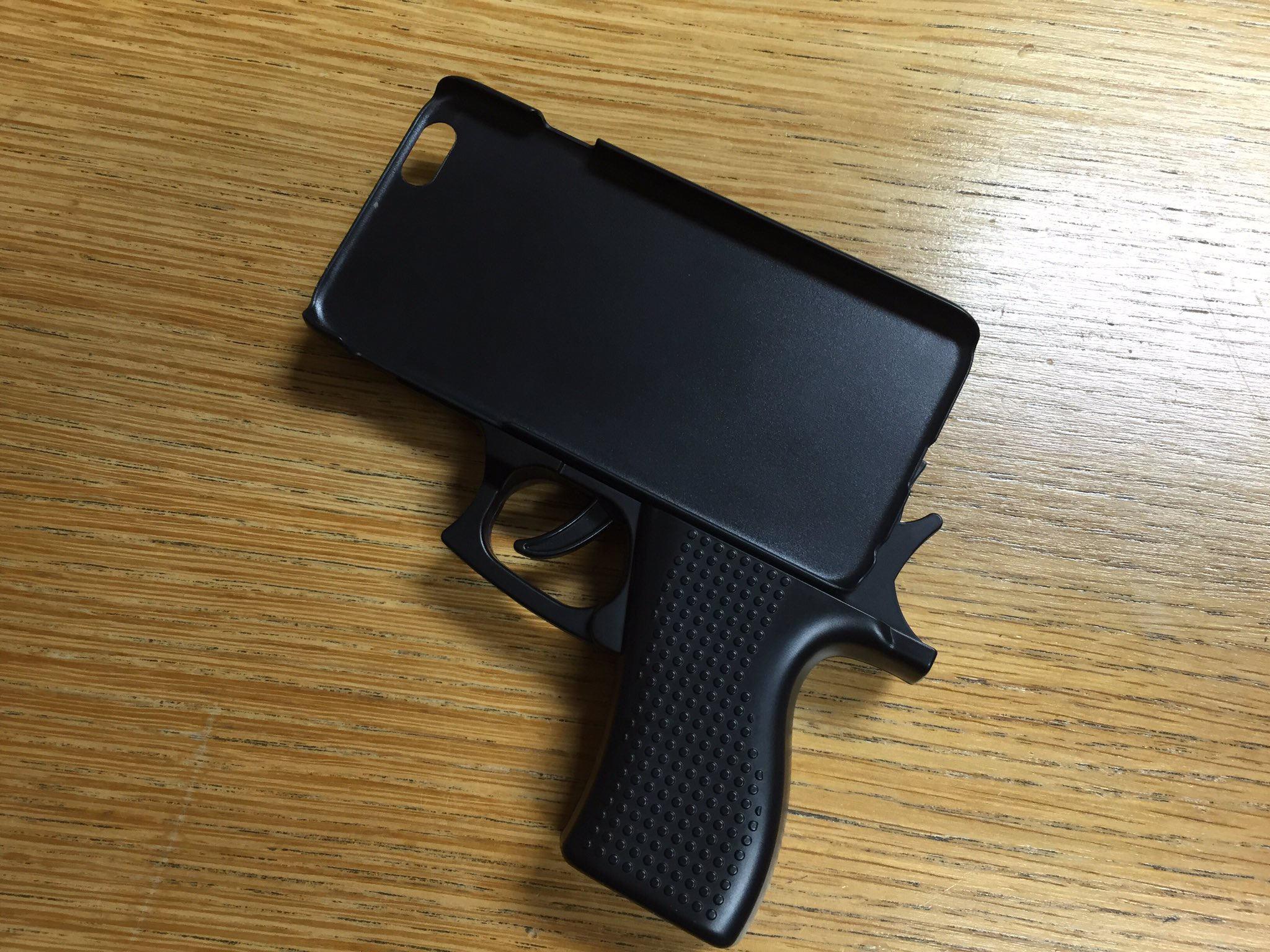 Gun iPhoneCase 02