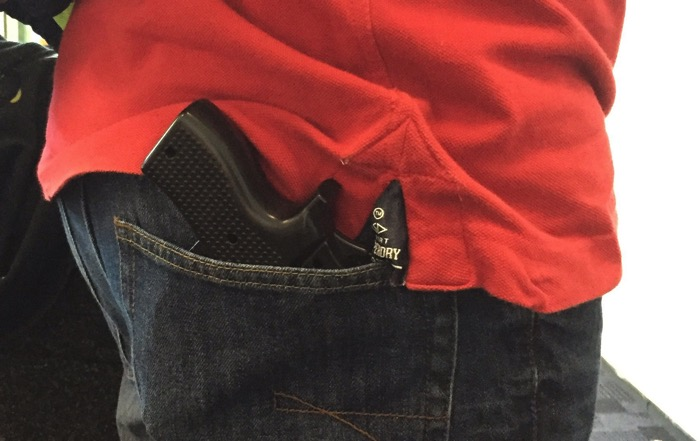Gun iPhoneCase 03