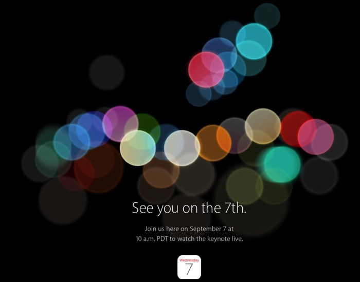 AppleEvents 2016 9 7