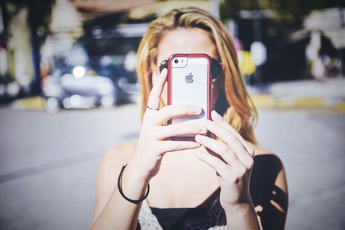 Iphone camera mute