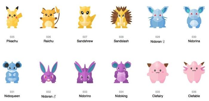 Pokemon icons 02
