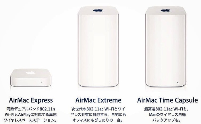 AirMac is DEAD