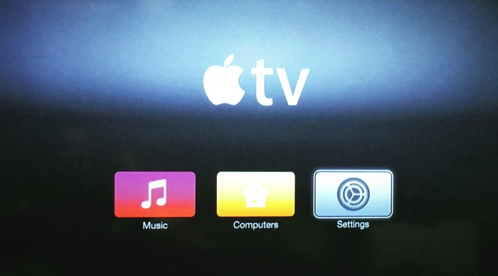 AppleTV Error