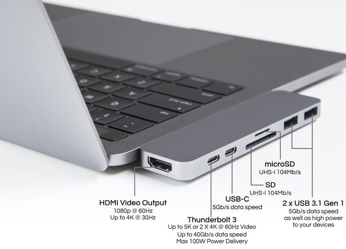 HyperDrive Hub MBP 01