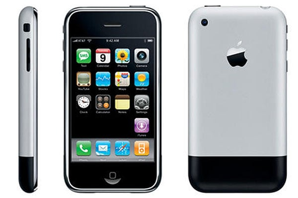 1stg iPhone