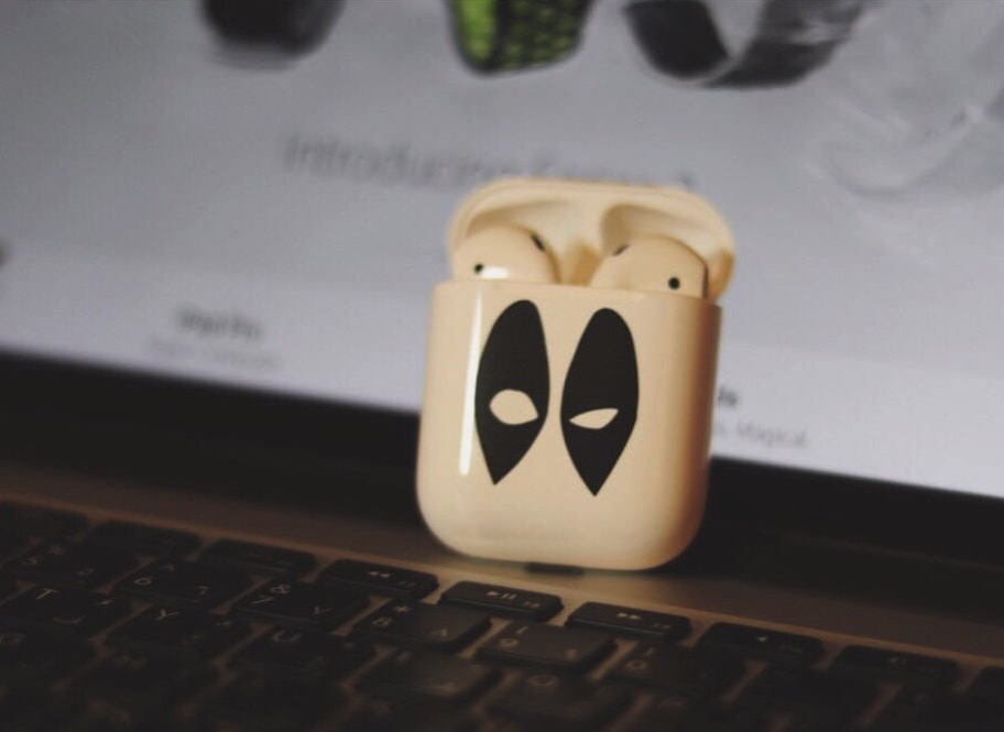 AirPods StickerTune2