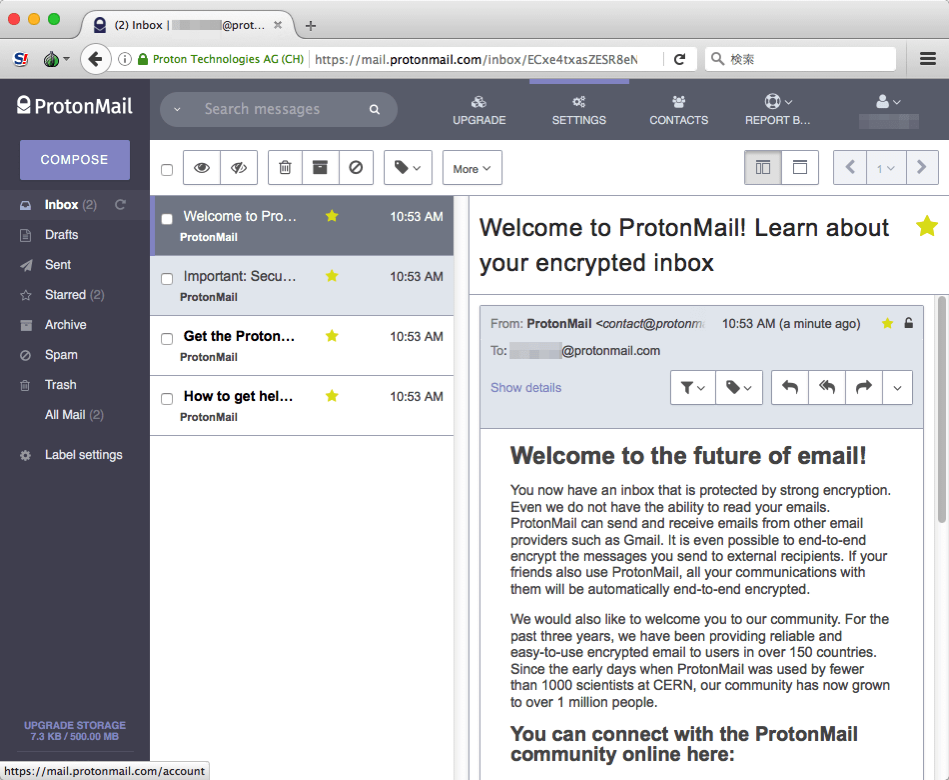 TorBrowser Protonmail 01